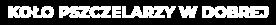 Koło Pszczelarzy w Dobrej Logo